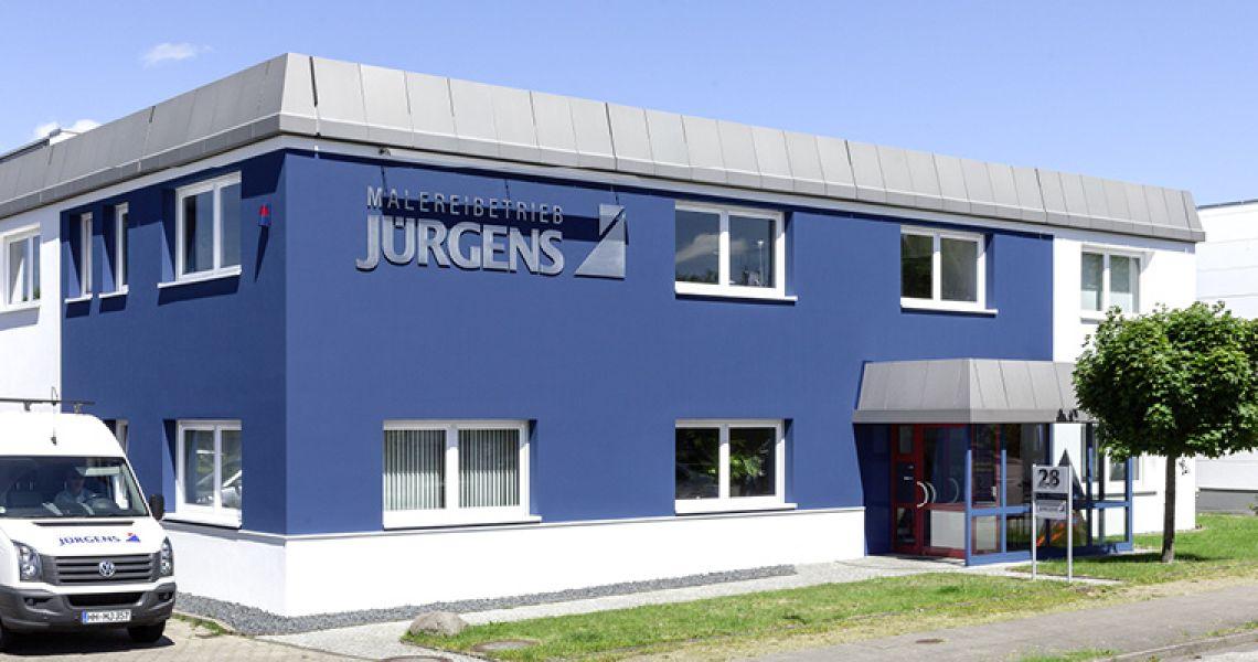 Maler Jürgens Betriebsstätte